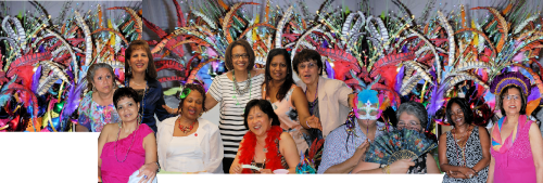 2013 Spring Dance Mardi Gras Theme